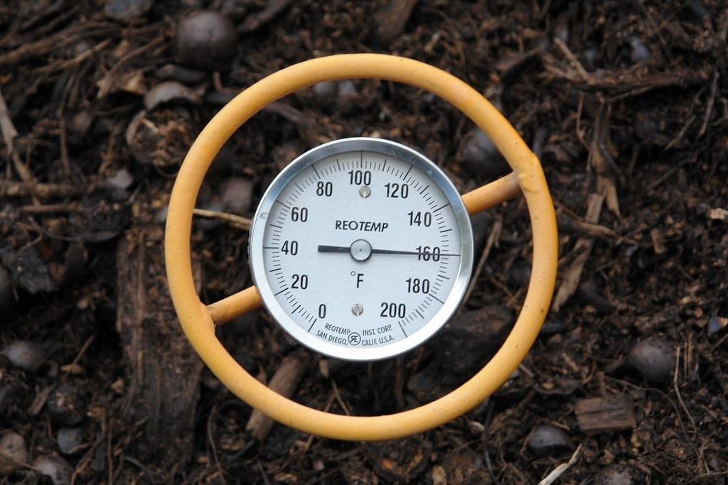 """DSC05661 compost temperature"" by Plant pests and diseases is marked with CC0 1.0.jpg"